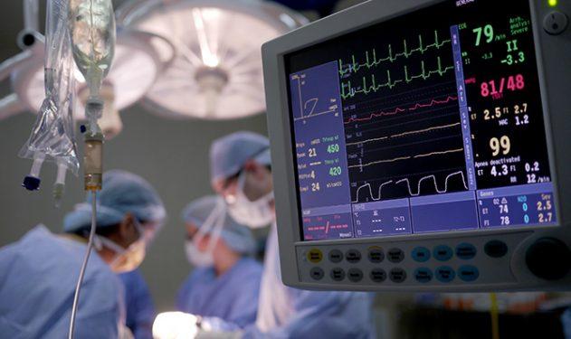 Manufacturer Representatives Scrub In For Surgery