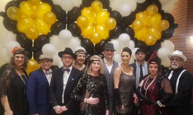 PHP Law Firm Sponsored The Bootlegger's Ball To Benefit The Wichita Family Crisis Center
